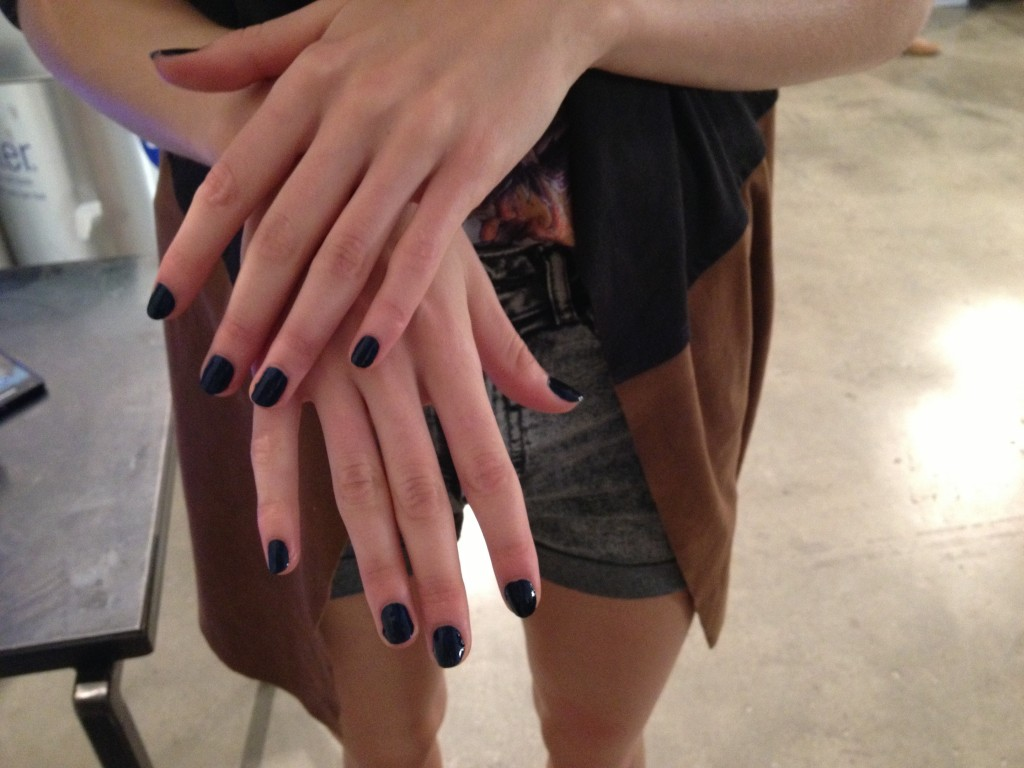 Nails by Zoya