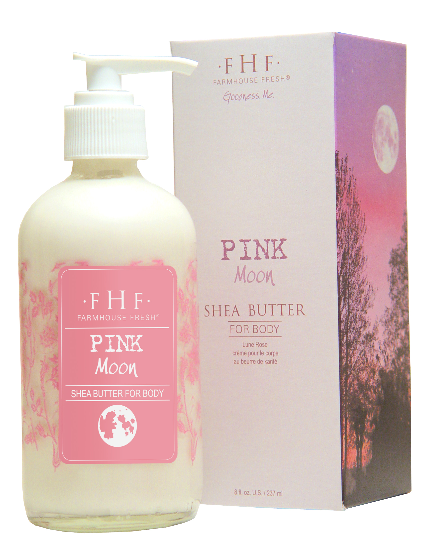 The skies the limit with a blend of fragrances such as delicate spun sugar, licorice blossom and raspberry enriched in the 99.6 percent natural shea butter. Representing the company's first ever partnership with the National Breast Cancer Foundation, Inc., the brand will donate five percent of all wholesale proceeds and ten percent of the proceeds purchased online to the foundation.
