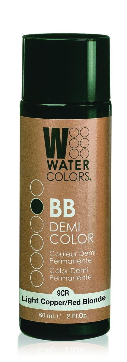 Tressa Watercolors BB Demi Color Light Copper