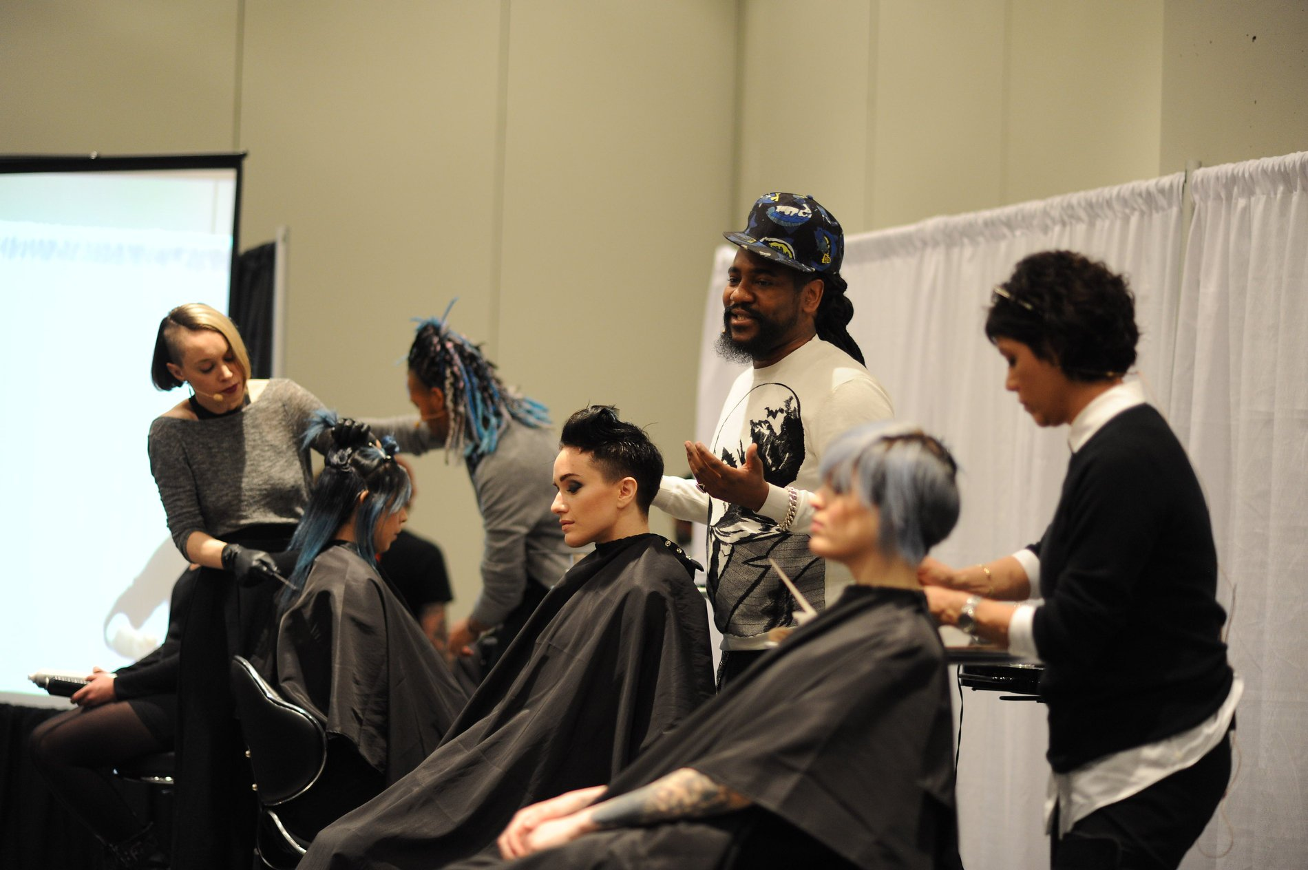 Hairbrained Teach In Free Educational Class