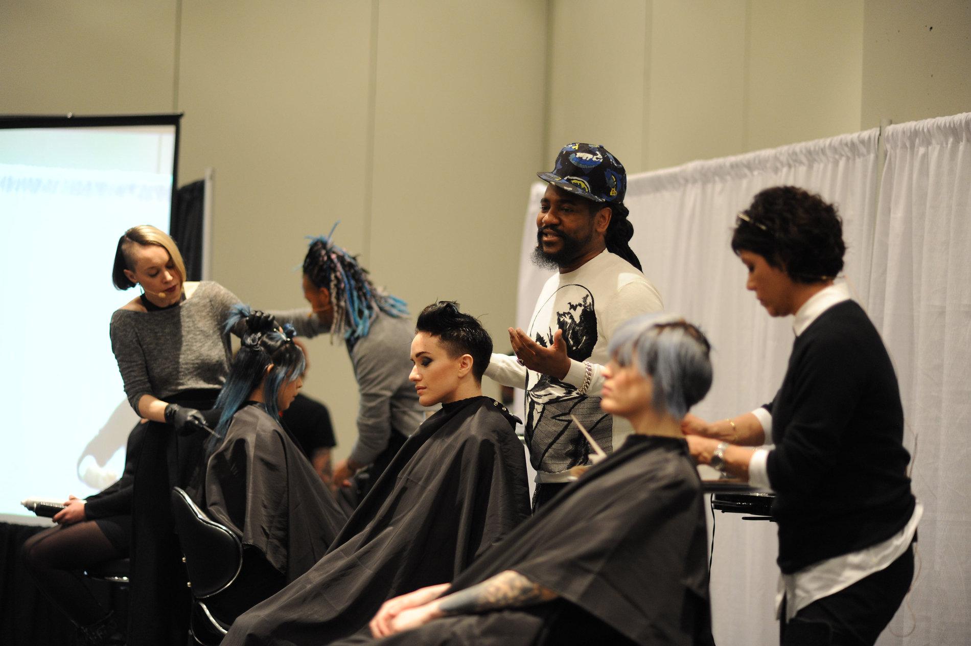 Hairbrained Teach In Free Educational Class