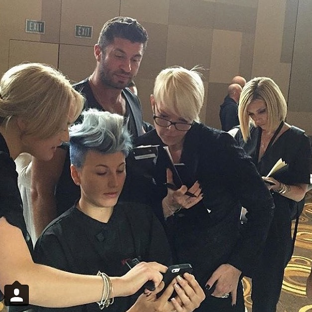 @edensassoon, @andylecompte and @tabathacoffey judging