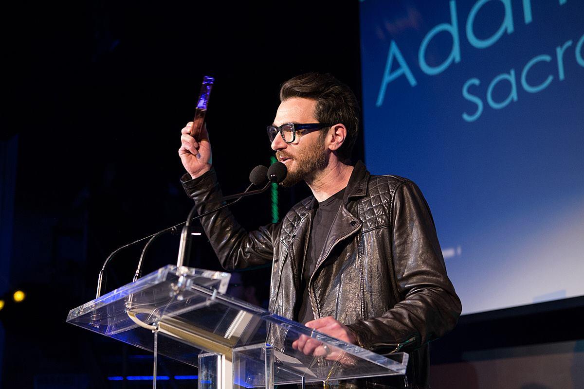 Adam Federico, HVA3 Video of the Year winner