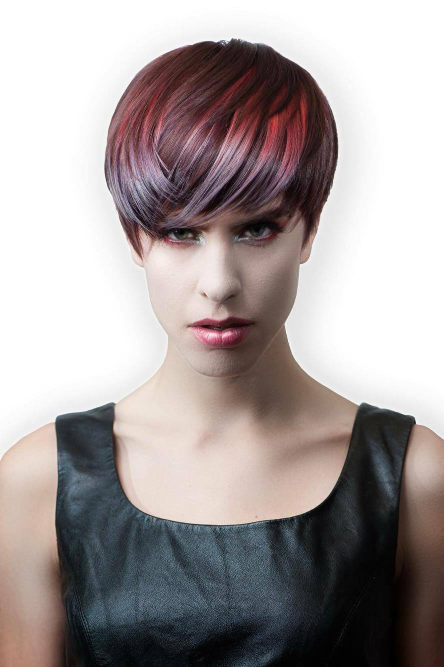 Silver Finalists:  Jacob Kahn of Jacob K. Hair (Atlanta, GA)