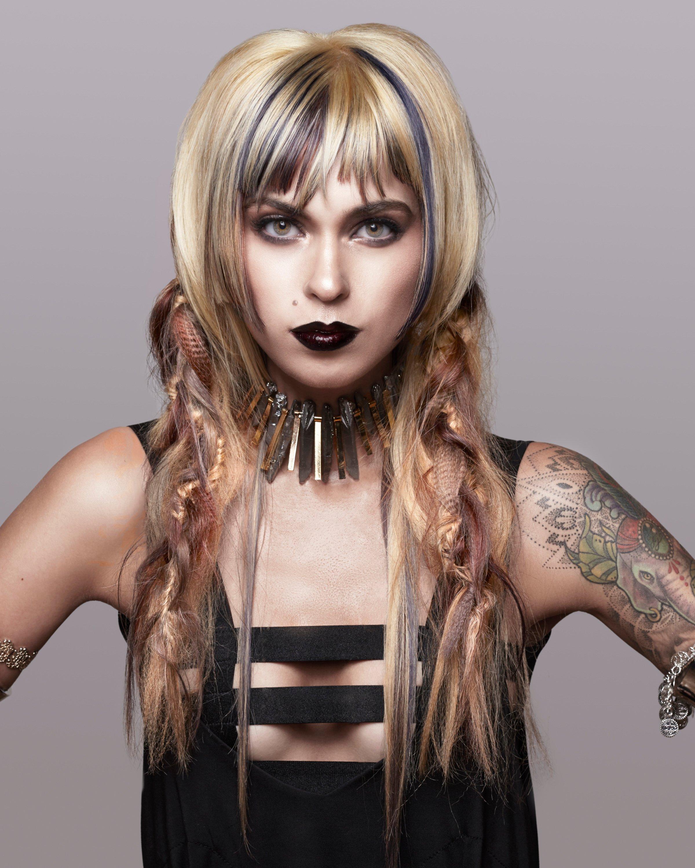 New Talent Semi-Finalist Alicia Capazzoli, Hair By Scott & Company, Delray Beach, Florida