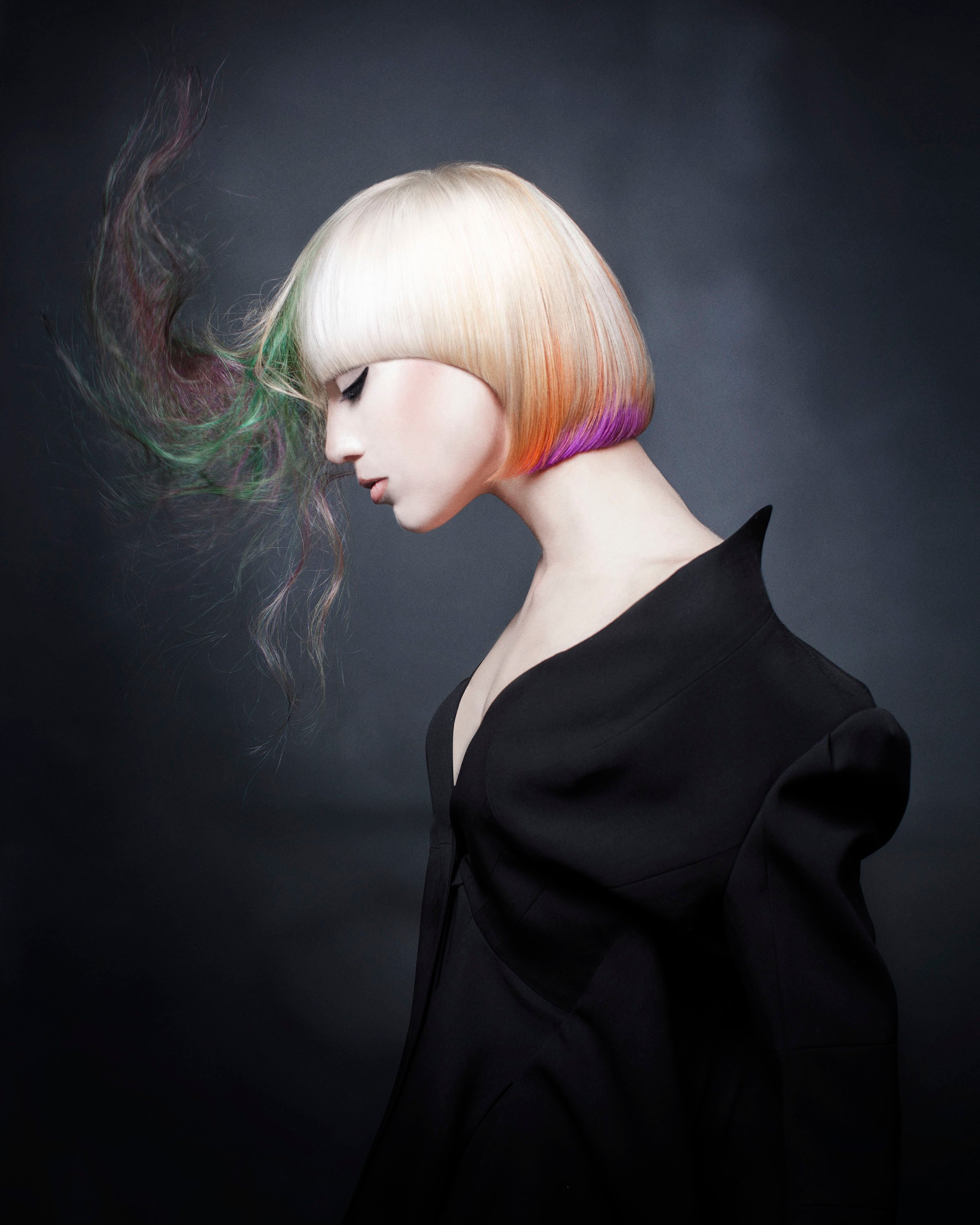 Gold Finalists:  Partner Colorist, Daniel Rubin of Trio Salon (Chicago, IL)