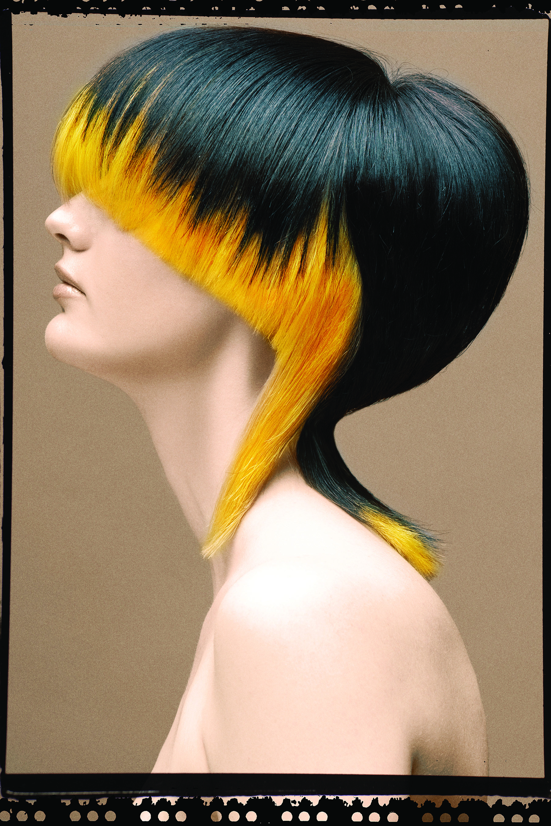2009 Haircolor Winner Adriana Balea