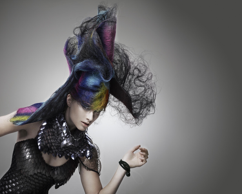 2011 finalist in the Avant Garde category Kris Sorbie