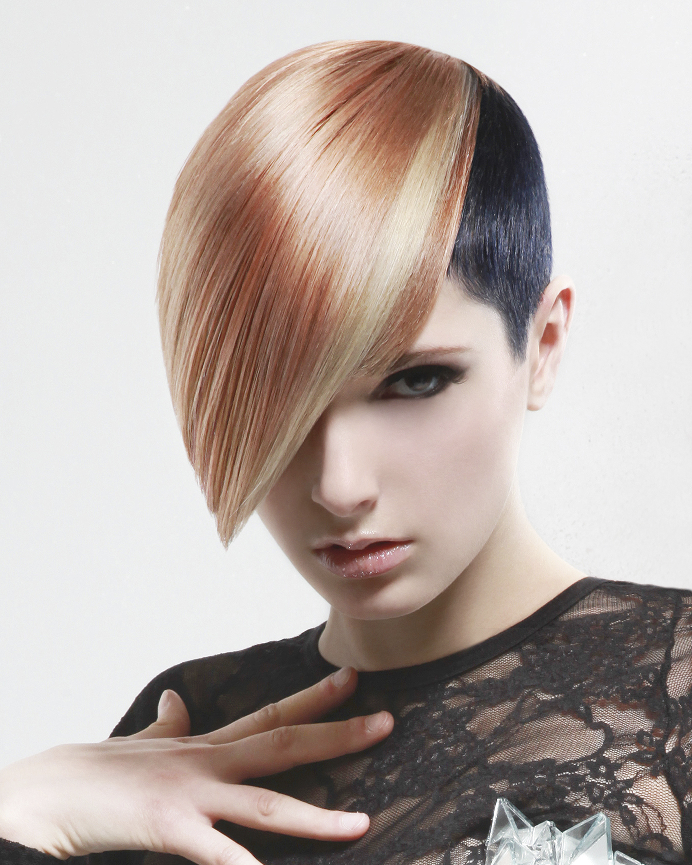 2011 finalist in the Haircolor category Martin Alarie