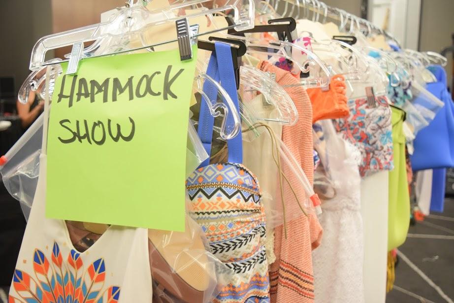 Hammock Show backstage