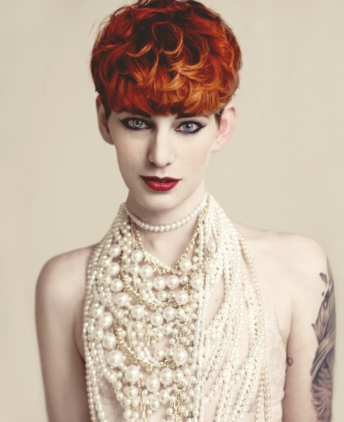 Eric Fisher Salon  / Hair: Stormie Roberts  / Photography: Eric Fisher