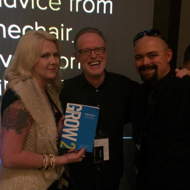 Antony Whitaker, internationally acclaimed as a gifted, multi award-winning stylist-turned-educator, motivator, business coach and best-selling author, with Instagram user @prodigyhairdressing.