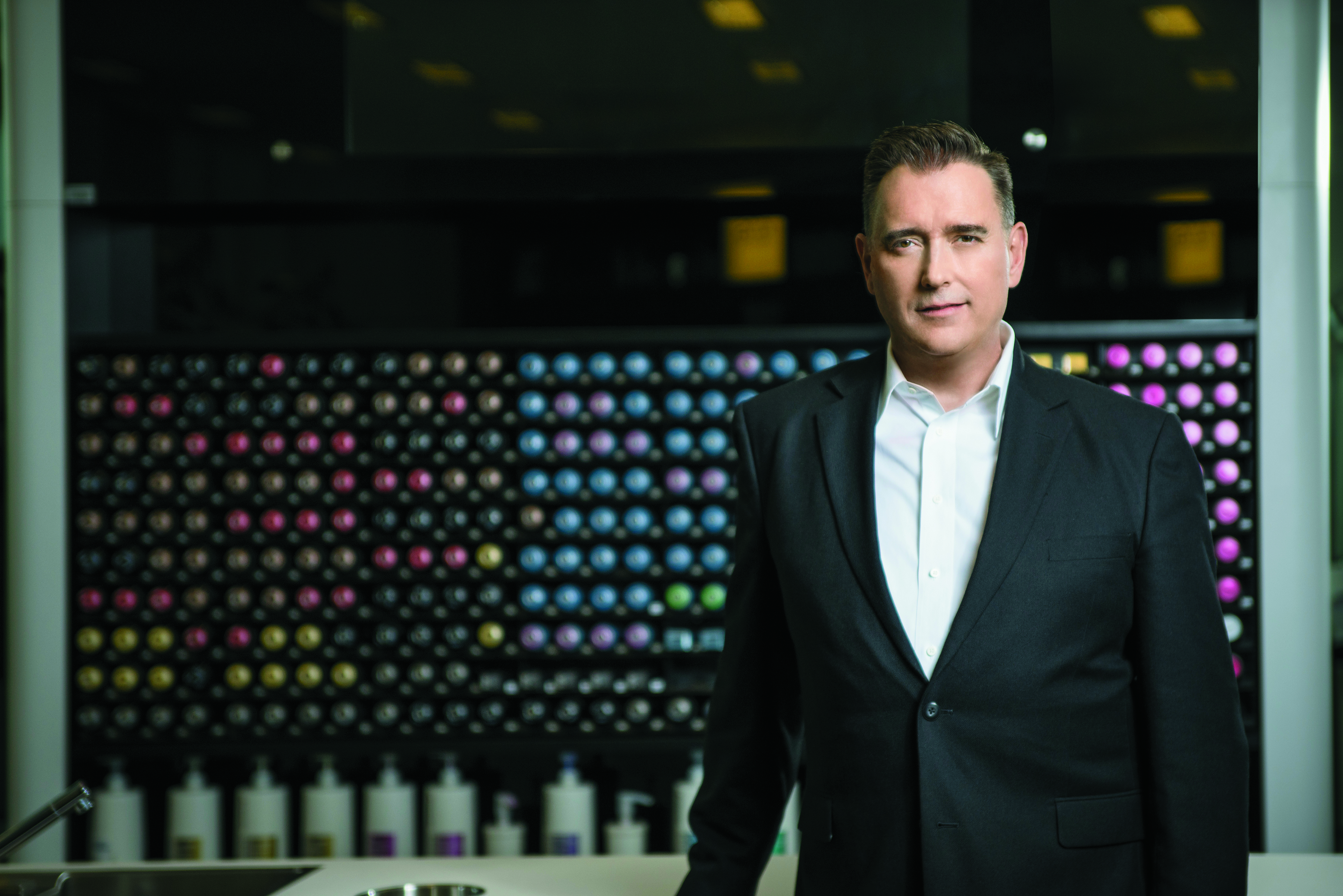 Cory Couts, Global President Kao Salon Division