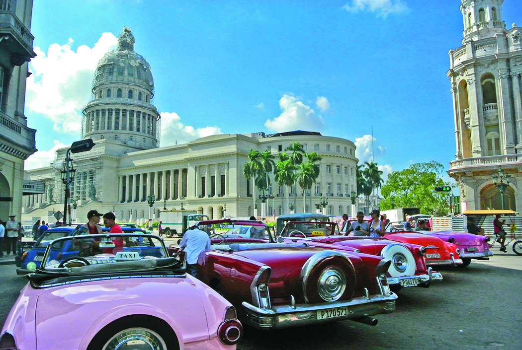 Intercoiffure will be going to Havana, Cuba, in February to do a historic photo shoot.