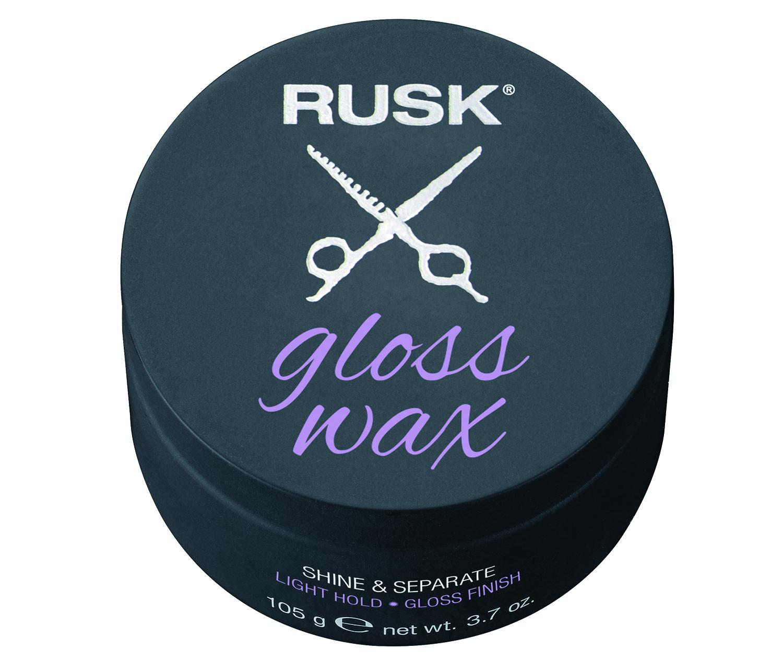 Rusk Gloss Wax