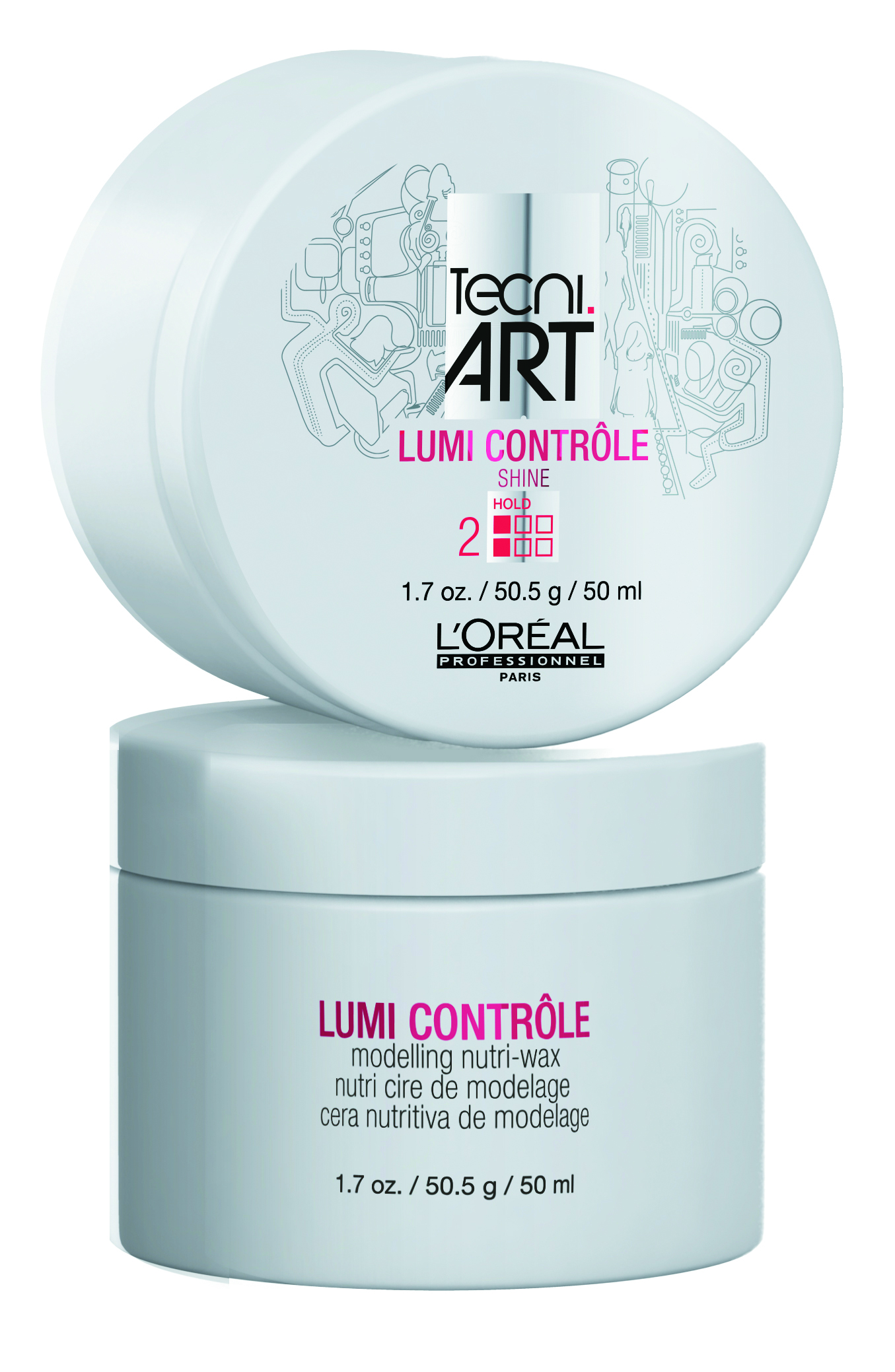 L'Oréal Techni.Art Lumi Controle
