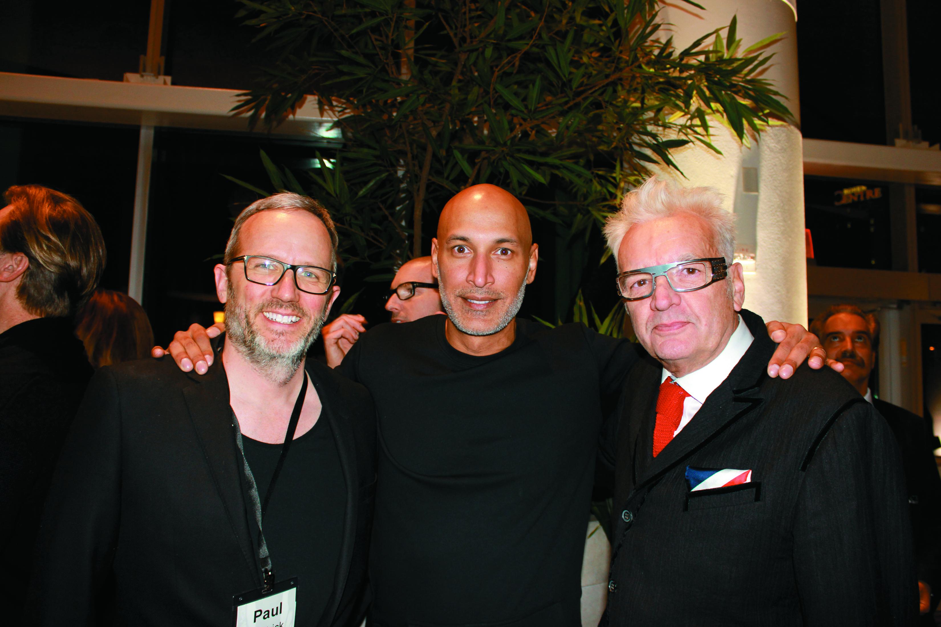 Matrix Artistic Directors Daniel Roldan and Nicholas French