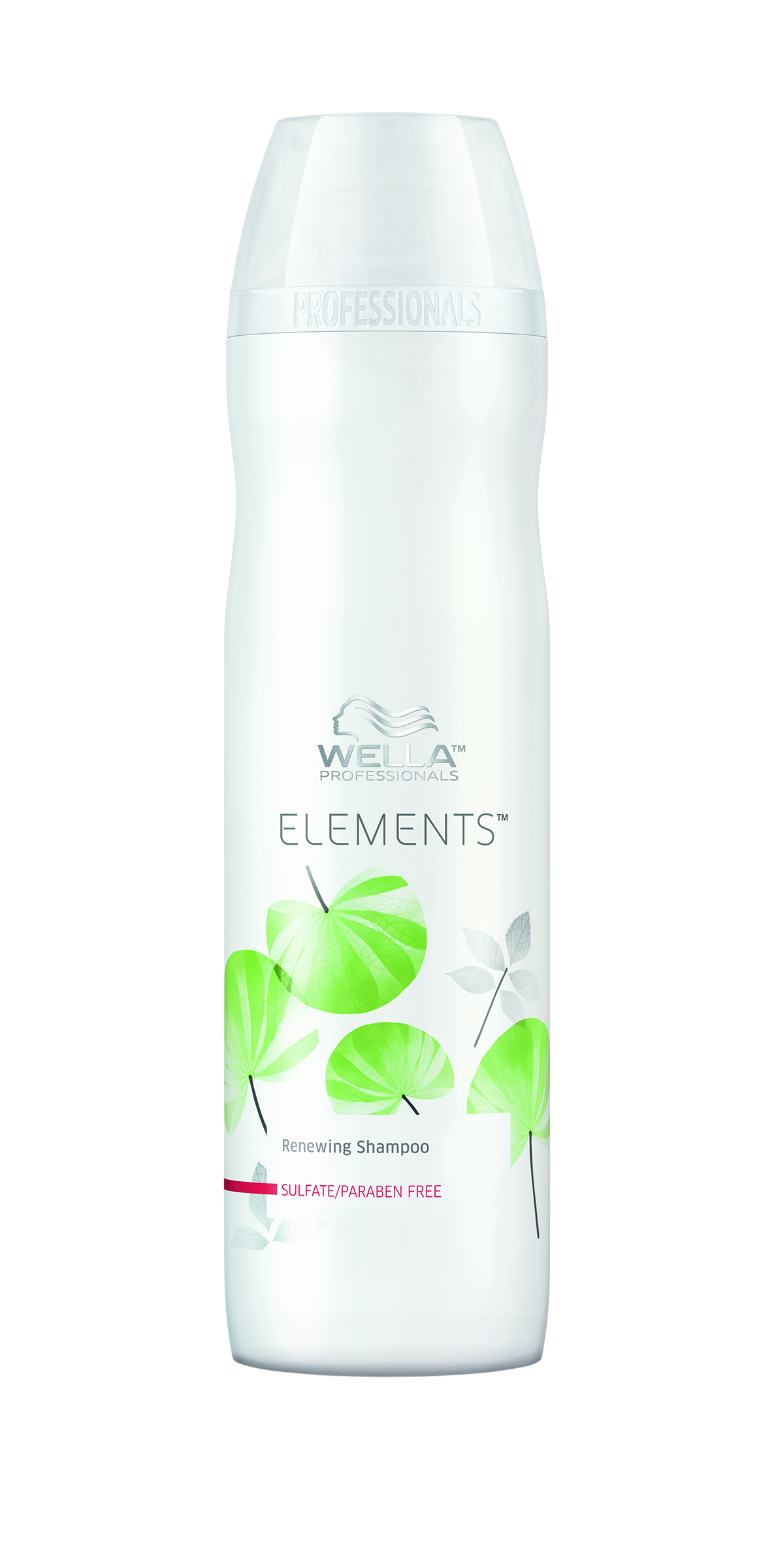Wella  Elements Renewing Shampoo is a sulfate-free formula that renews hair's moisture, preserving and renewing it from root to tip.