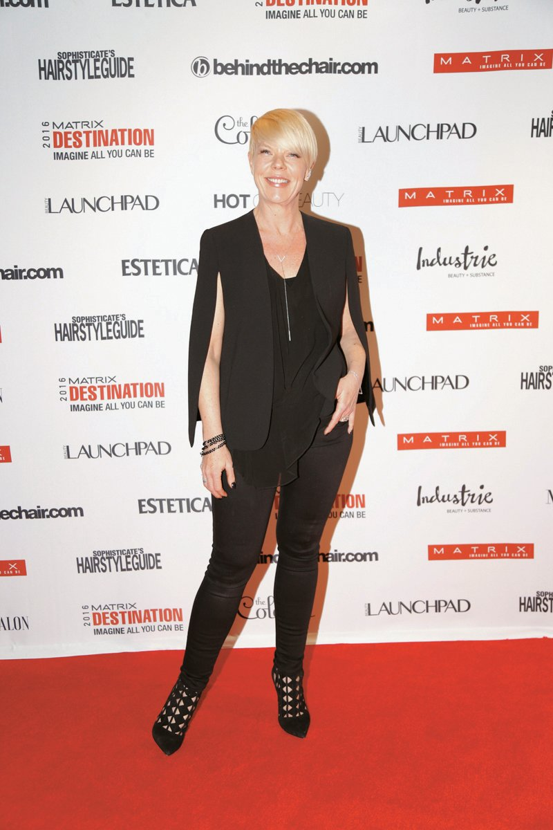 Australian hairstylist Tabatha Coffey (@tabathacoffey), stars on her own reality serious Tabatha Takes Over
