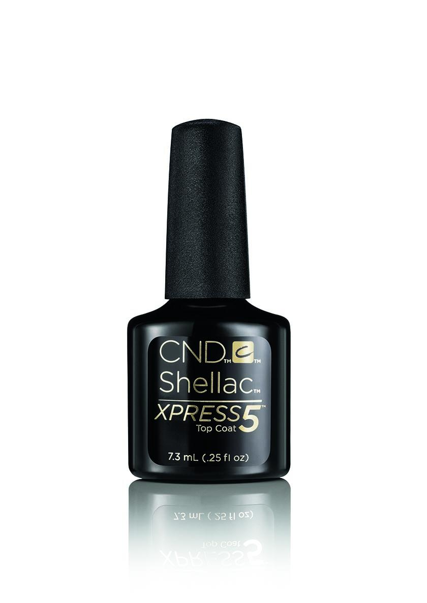 CND Shellac Xpress5 Top Coat