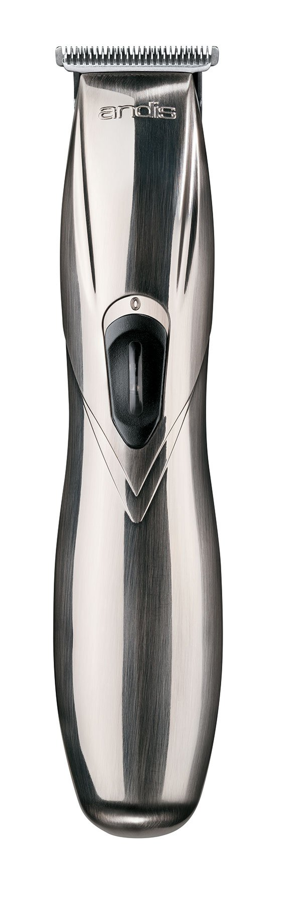 ANDIS SlimLine Pro Lithium Ion Cordless Trimmer is perfect for light- duty touch-ups and trimming around necklines. The improved rotary motor provides more speed and power and offers up to two hours of run time.