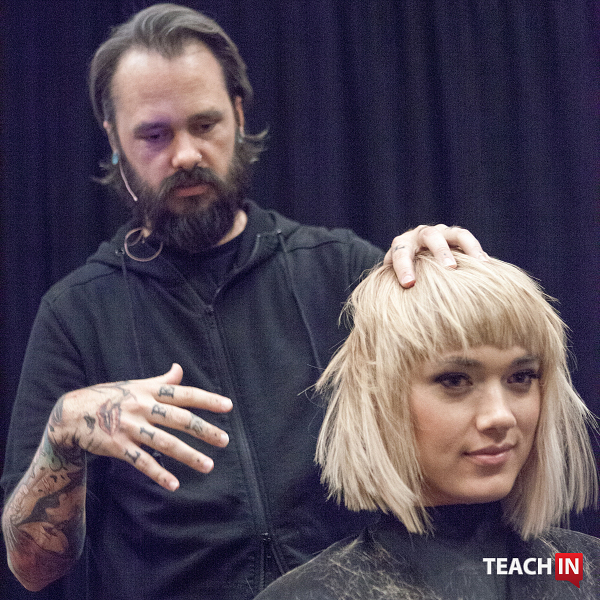 Teach In After NAHA - Aaron Johnson @randytaylorfoto