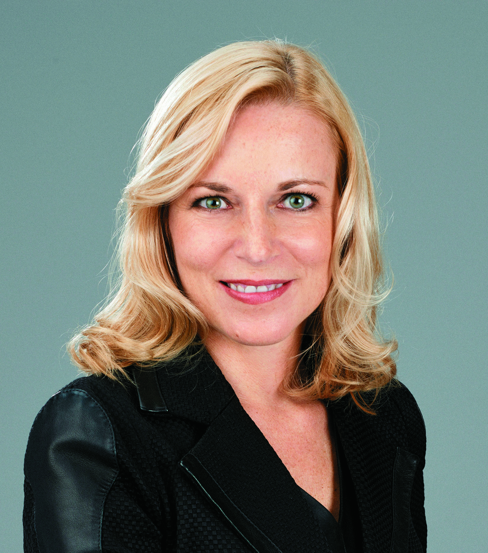Sylvie Moreau, President, Coty Professional Beauty Division
