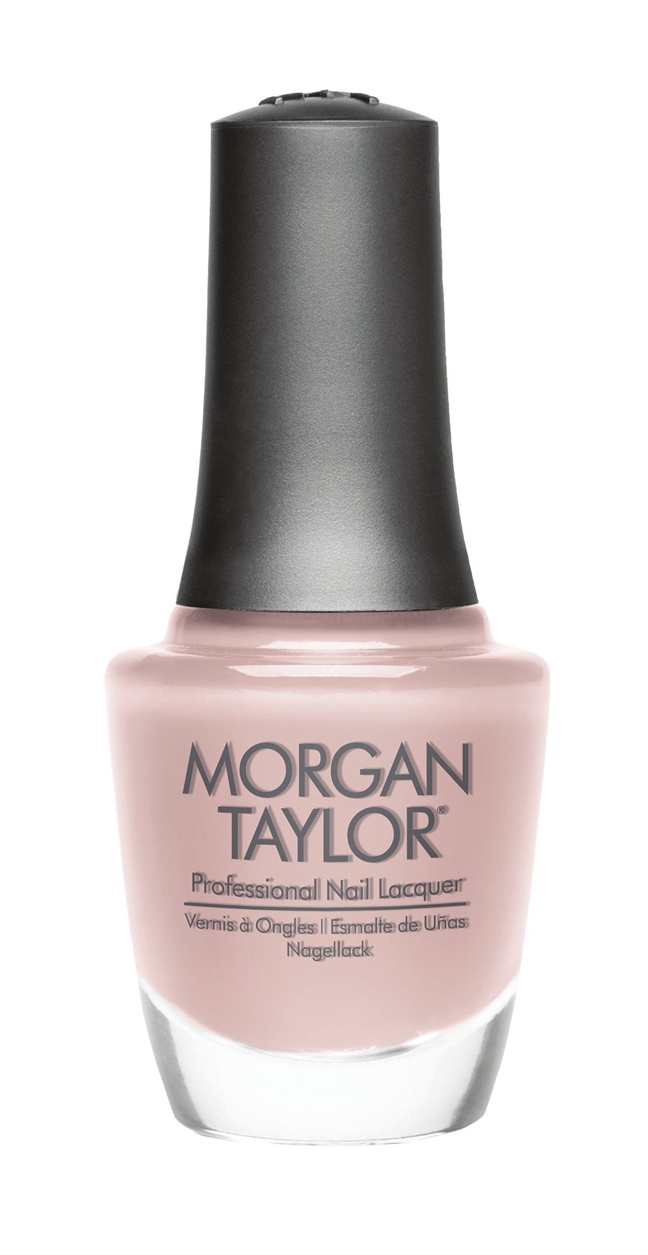 Morgan Taylor Prim-rose and  Proper: The latest take on the nude nail comes in the form of soft pastels and neutrals with shimmer. They're perfect for updating the French manicure so give that basic pink a rest.