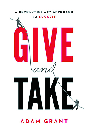 Give and Take by Minday Grossman