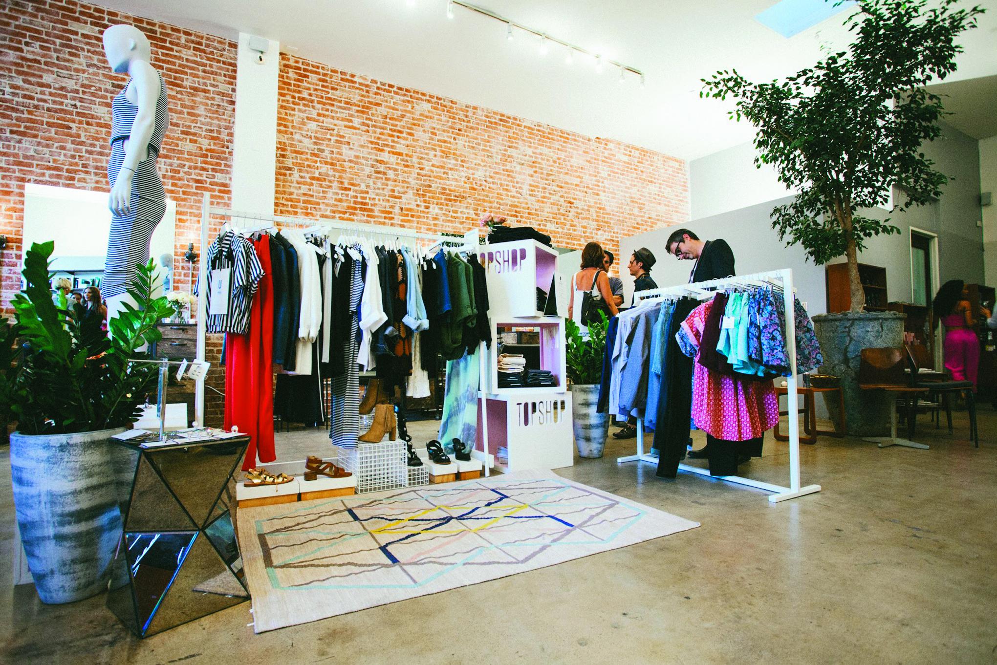 The Pop-up Shop at Harper's Salon