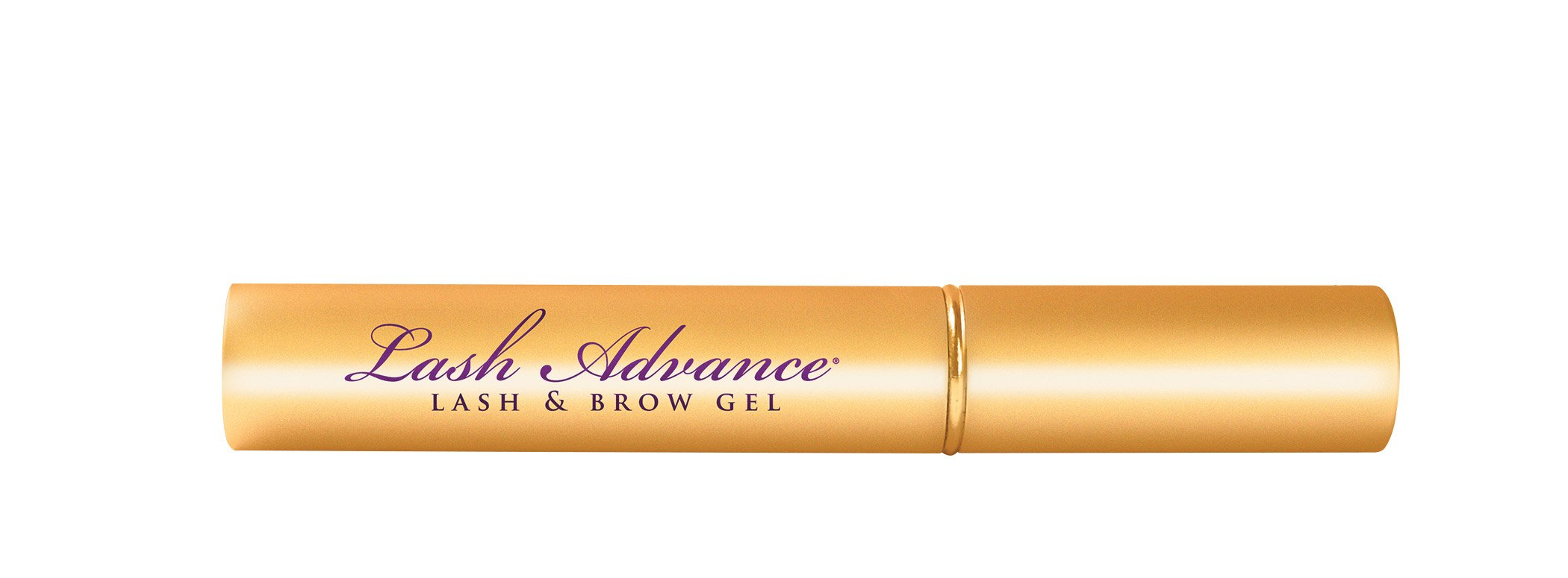 LASH ADVANCE LASH & BROW GEL This formula helps convert young hair to mature hair and supports the natural renewal cycle of lashes and brows so they look lush and healthy.
