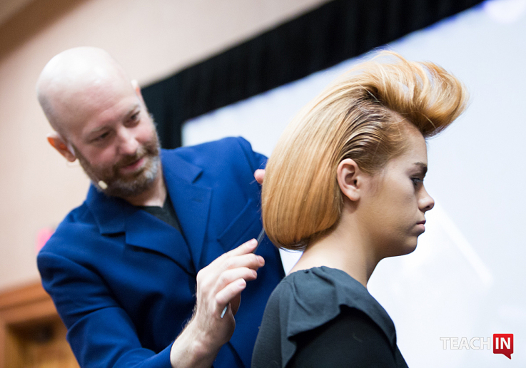 Teach In After NAHA - Charlie Price @randytaylorfoto
