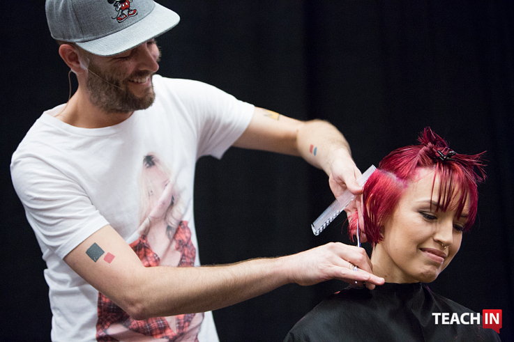 Teach In After NAHA - DJ Muldoon @randytaylorfoto