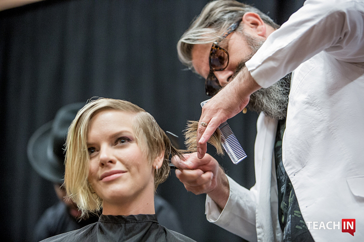 Teach In After NAHA - Douglas McCoy @randytaylorfoto