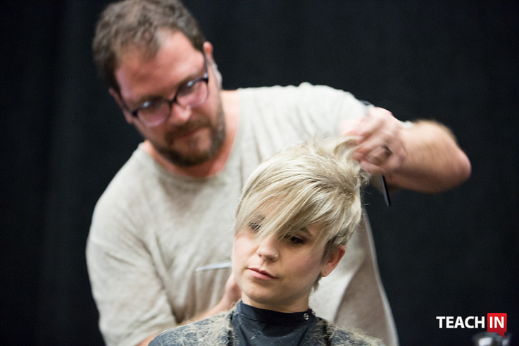 Teach In After NAHA - Gerard Scarpaci - color by Lupe Voss @randytaylorfoto