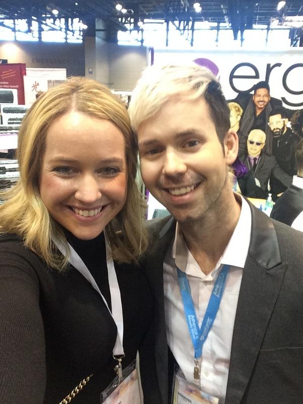 Kelsey & Tyler Turner, Ergo Director of New Business Development