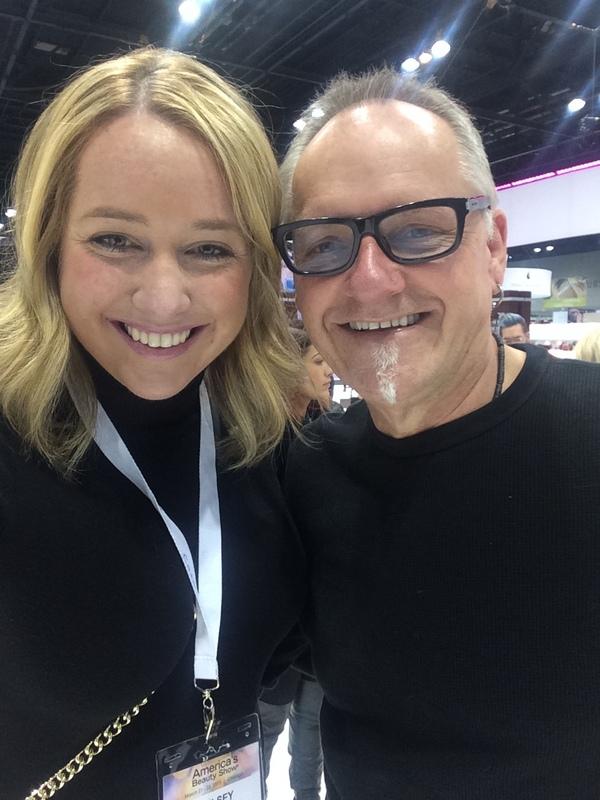 Kelsey & Michael Haase, Wella Top Stylist