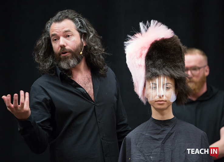 Teach In After NAHA - Jake Thompson @randytaylorfoto