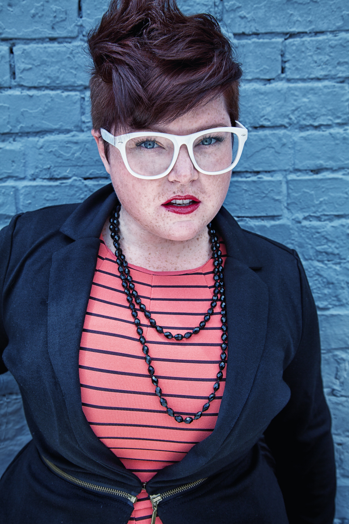 Lizz Kapta, Newcomer Stylist of the Year, Salt Lake City, UT (NAHA 2015 finalist/Courtesy of PBA)