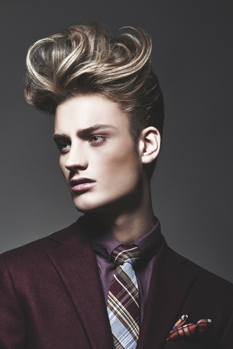 Men's Hairstylist of the Year Paul Pereira Toronto, ON