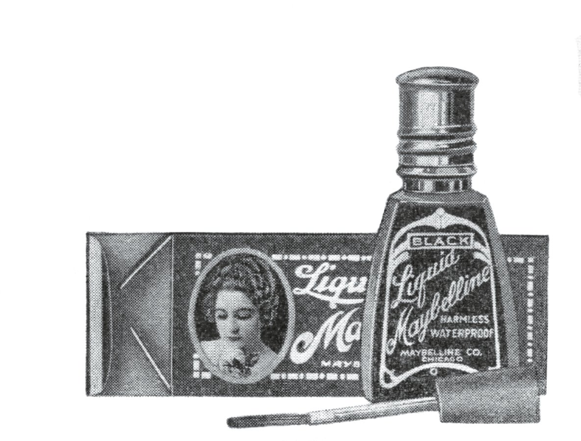 The first liquid liner from Maybelline available in black or brown for 73 cents.