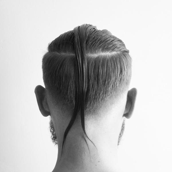 Scissor Skin Fade by Ben Crase