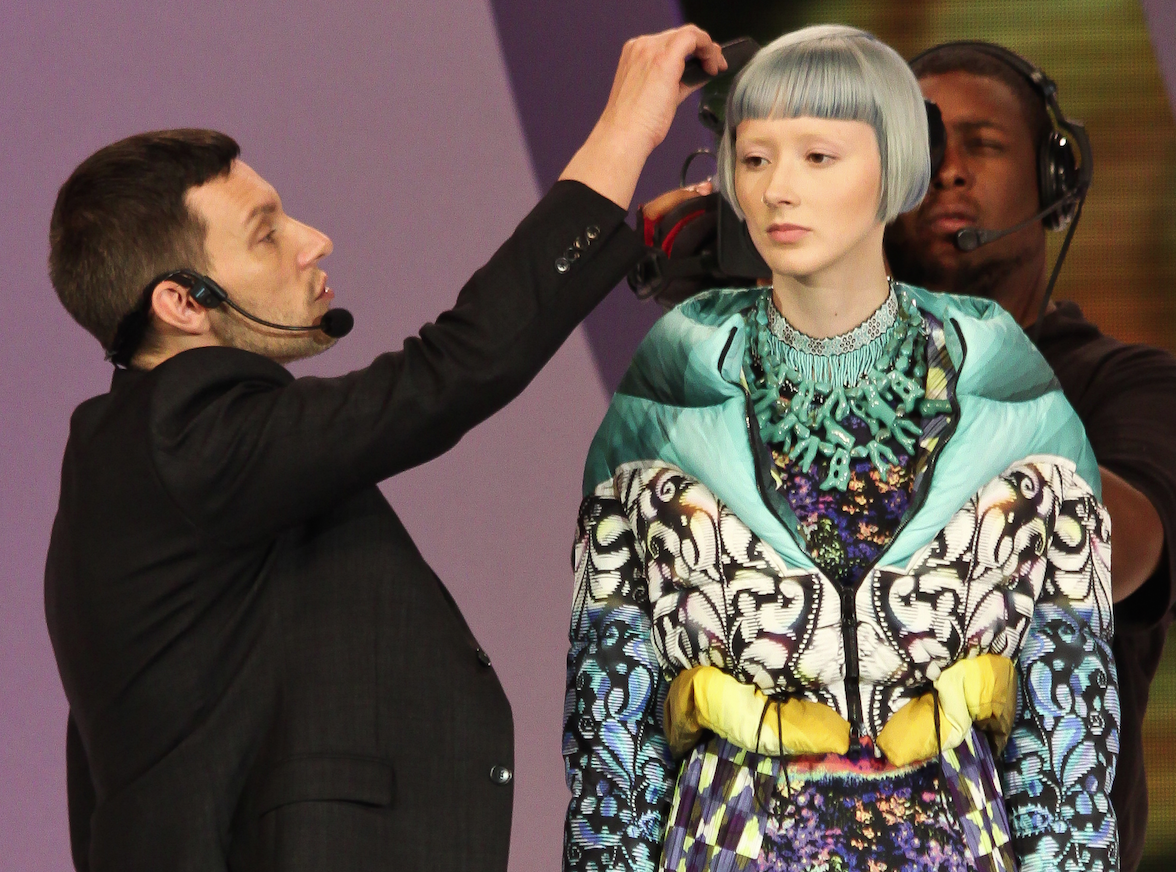 Aveda Main Stage with Ian Michael Black