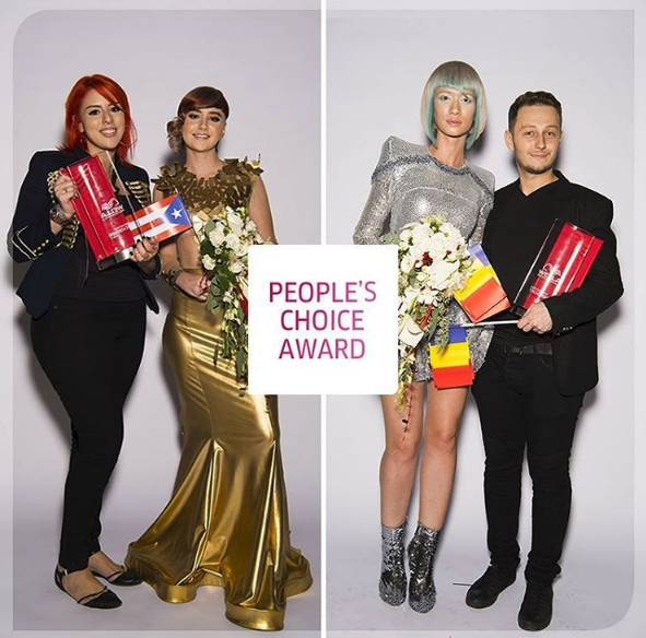 #PeoplesChoiceAward winners