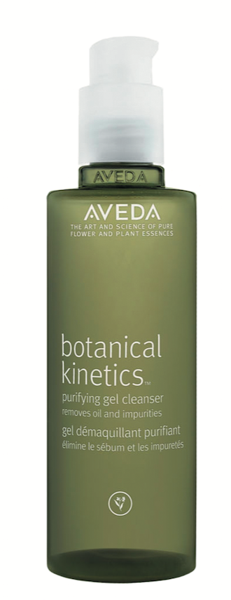 Aveda Botanical Kinetics let's barbers address men's specific skincare needs.