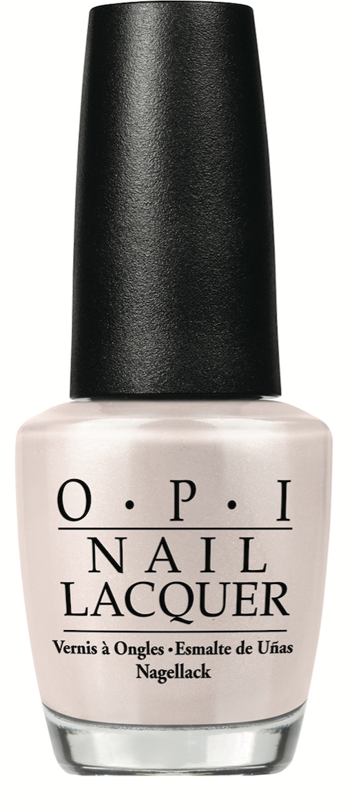 OPI Breakfast at Tiffany's features a matte pearl that is available in both nail lacquer and GelColor formulas.