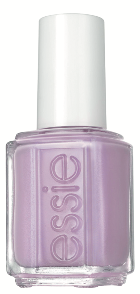 Essie Treat Love & Color in Laven-Dearly restores with  a formula that locks in moisture and enhances nails with visually-brightening pigments.