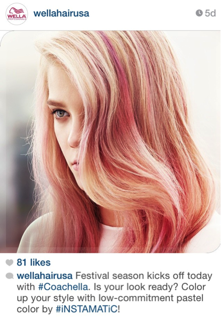 This new take on ombre makes for an effect that comes off looking natural and multidimensional.