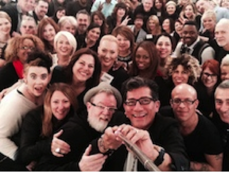 New York Redken Exchange: Proud to be part of a great academy.