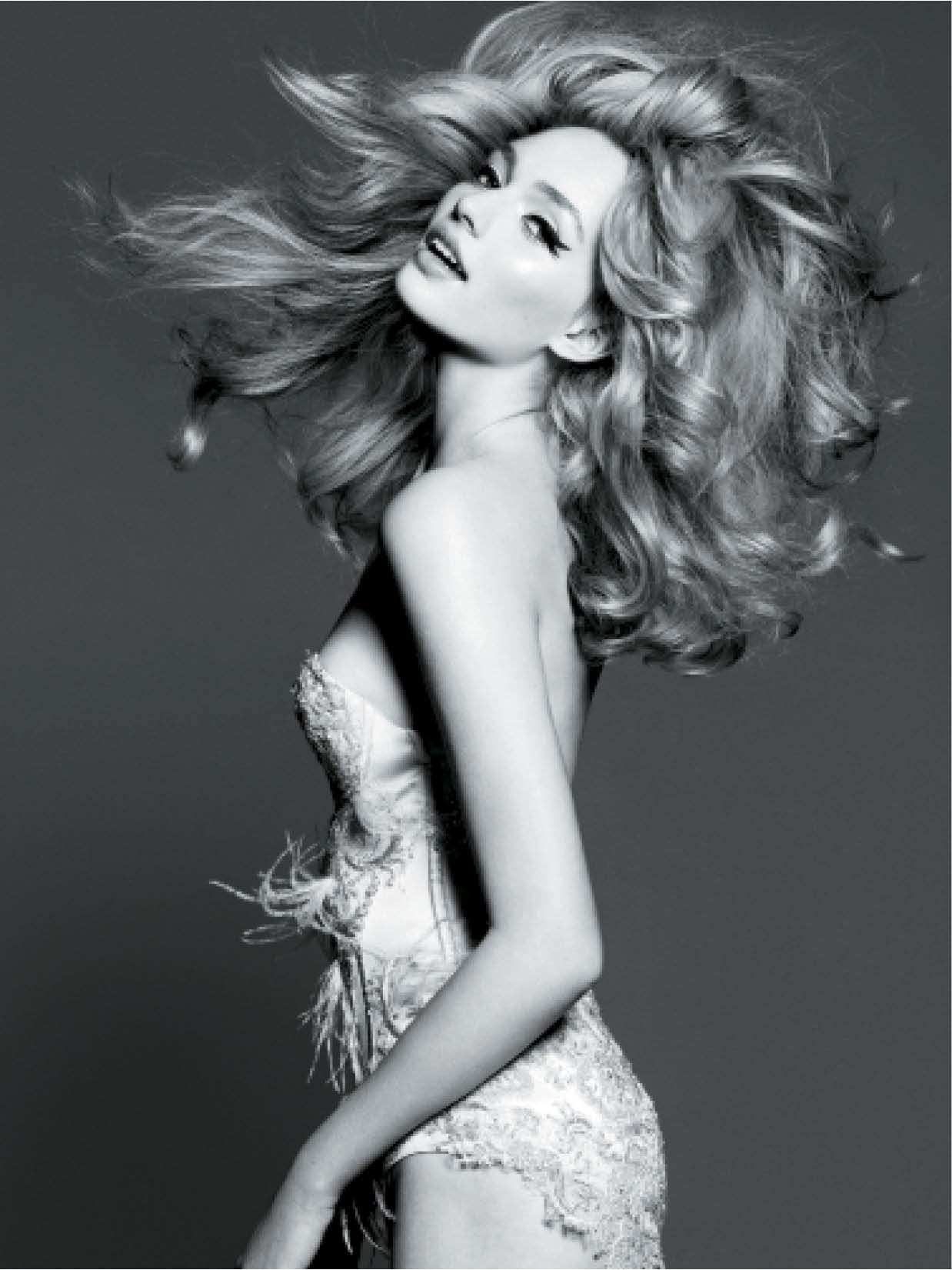 Voluminous, untamed tresses recall Bardot's enduring sex appeal. It's a look that never goes out of style.